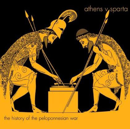 athens vs sparte Sparta versus athens is a strategic level game of the peloponnesian war in it's entirety, spanning twenty-eight years, from 431 bc to 404 bc the map is a point-to.