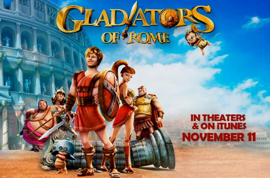 gladiators of rome movie 2015
