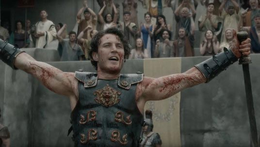 roman empire netflix - 536×303